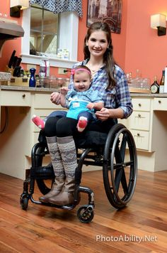 Can these Images of Mother w/ Baby Overcome Advertiser's Fear of Disability – Wheelchair Accessible Lifestyle Wheelchair Photography, Mother Images, Young Girl Fashion, Disabled People, Engagement Inspiration, Mother And Child, Disability, Sports Women, Children Photography