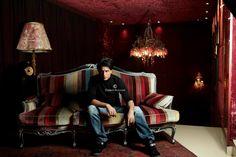 Shah Rukh Khan. Shahrukh Khan. SRK by Daboo Ratnani