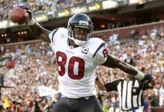 Andre Johnson continues the NFL Touchdown Streak for the 'Canes!