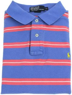 NWT Polo Ralph Lauren  MENS CLASSIC FIT SHORT SLEEVE BUTTON DOWN SHIRT  #14