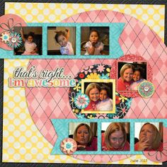 Take $2 Template Tuesday December 24, 2013 {Instahappy Volume 1 and What's Your Angle Volume 1}- Digital Scrapbooking Blog