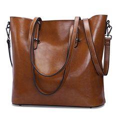 S-ZONE Women Genuine Leather Tote Purse Daily Casual Shou... https://www.amazon.com/dp/B072QWVCWW/ref=cm_sw_r_pi_dp_U_x_WW5uAbBQKR2AN