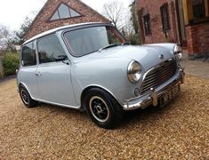 1980 MINI 1000 style show car just completed 0 miles ready to show amazing Classic Mini, Classic Cars, Mini Cooper S, Mini Me, Cool Cars, Racing, 60s Style, Vehicle, Motorcycles