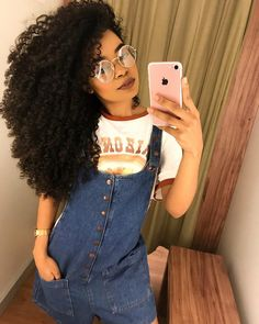 Cute Curly Hairstyles, Curly Hair Cuts, Afro Hairstyles, Curly Hair Styles, Natural Hair Styles, Nina Simone, Curly Girl, Curly 3c, Curls For The Girls