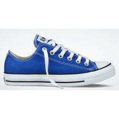 All star Converse Blue Electric