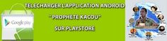 PROPHÈTE KACOU PHILIPPE - Site officiel