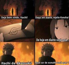 Anime Naruto, Naruto Akatsuki Funny, Itachi Akatsuki, Naruto Sasuke Sakura, Naruto Shippuden Sasuke, Naruto Funny, Sarada Uchiha, Anime Manga, Manhwa