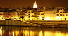 La Triana. Famous neighbourhood in Seville. This neighbourhoud is the cradle of Flamenco. Want to enjoy Andalucia? www.ruralidays.com by @ruralidays