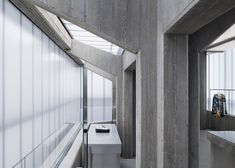 Sophie Hicks conceals concrete in Acne Studios' Seoul flagship