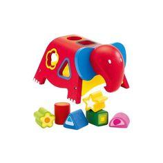 Boîte à formes éléphant : en vente sur RueDuCommerce
