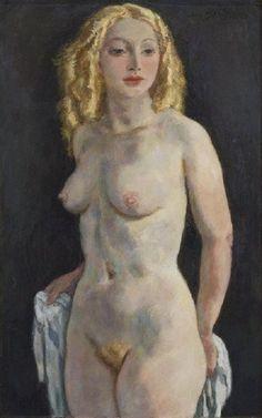 Jan Sluijters - Eva (1939)