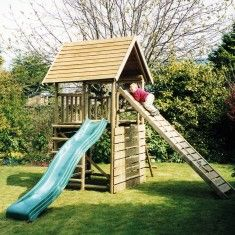 Garden Play Fort I Caledonia Play