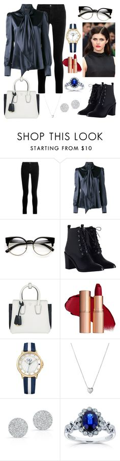 """""""Formals"""" by paynkate ❤ liked on Polyvore featuring J Brand, Yves Saint Laurent, Zimmermann, MCM, Tommy Hilfiger, Links of London, Anne Sisteron and Kobelli"""