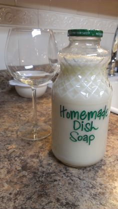 Experipins by Amanda: How To Stay On Task... and Make Your Own Dish Soap!