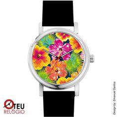 Mostrar detalhes para Relógio de pulso OTR PADRÃO PAD 0024