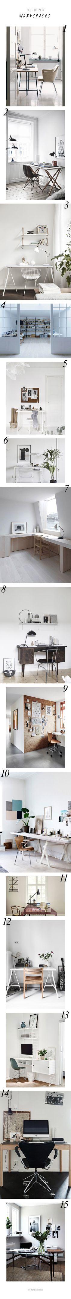 15 inspiring Scandinavian workspaces