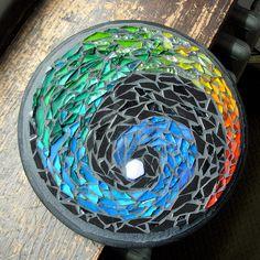 Swirl mosiac