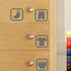 StikEez Grey 4-Pack Dresser Drawer Visual Labels for Kids Clothes Fun & Educational Decals StikEez http://www.amazon.com/dp/B004FRJBT0/ref=cm_sw_r_pi_dp_2bwKvb0SSX3TD