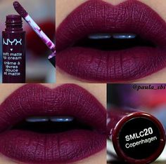 make-up burgundy lips nyx cosmetics fall outfits grunge wishlist