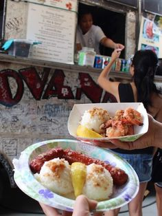 Giovanni's Shrimp Truck-Food Lover's Guide to Ohau, Hawaii