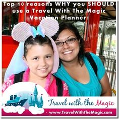 TOP 10 Reasons WHY you SHOULD use a TRAVEL WITH THE MAGIC Vacation Planner