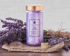 Calm Lavender Aroma Beads with ring inside! Relax and unwind to the soothing scent of lavender with hints of geranium and some sheer wood notes. Soy Candles, Scented Candles, Aroma Beads, Purple Rings, Jewelry Candles, Surprise Gifts, Smell Good, Potpourri, Glass Jars