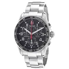 Victorinox Swiss Army Chrono Classic Mens Watch 241443 * You can find more details by visiting the image link. (This is an Amazon Affiliate link and I receive a commission for the sales)