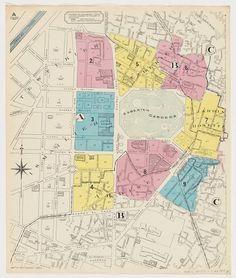Cairo / Charles Edward Goad (1848-1910) at Harvard