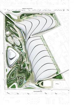 Cairo Expo City - Masterplans - Zaha Hadid Architects