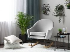 """What goes around in your mind when someone mentions a """"rocking chair"""" ?Most of us would imagine enjoying a lazy Sunday where you can comfortably lay around in the rocking chair with a hot cup of co…"""
