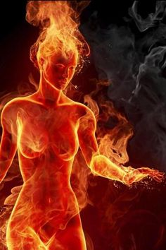 Woman On Fire Android Wallpaper Dark Fantasy, Fantasy Art, Transférer Des Photos, Flame Art, Fire Element, Hot Flashes, Fire And Ice, Burn Calories, Calories Burned