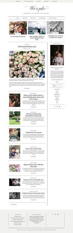 Shop — Station Seven: Squarespace Templates, WordPress Themes, and Free Resources for Creative Entrepreneurs Portfolio Website Design, Blog Design, Minimal Web Design, Premium Wordpress Themes, Creative People, Video Tutorials, Graphic Design Inspiration, Website Template, Designers