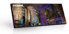 Velmi jemná mléčná belgická čokoláda s motivem Ostravy. Painting, Art, Art Background, Painting Art, Kunst, Paintings, Performing Arts, Painted Canvas, Drawings