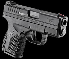 Springfield Armory XD-S in 9mm. I want one so bad!!!