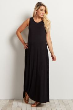 l space maxi dress pregnancy