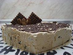 Cheesecake Brownies, Sweetest Day, Lemon Curd, Dessert Recipes, Desserts, Frozen Treats, Frozen Yogurt, Greek Recipes, Chocolate Cake