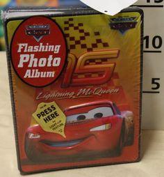 DISN.FOTOALBUM CARS VIL.