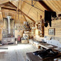 Explore inside Shackleton's Antarctic hut courtesy of Google