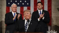 Trump to project success as Washington rots from within