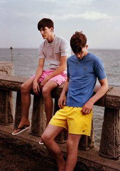 ★Lyle & Scott Vintage Spring/Summer 2012 Collection