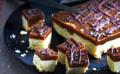 Fudge-and-vanilla Cake
