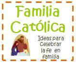 Blog con muchas ideas y manualidades para celebrar las fiestas del año litúrgico en familia.