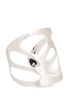 cut-out cuff bracelet