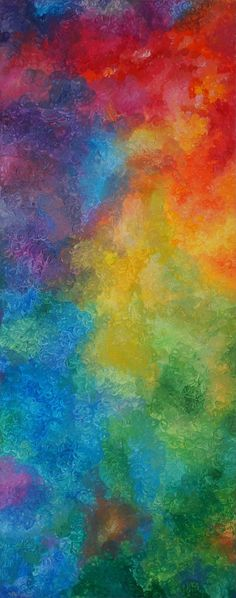 A way to go to colors Painting