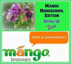 Mango Homeschool Edition Review Highschool Foreign Language