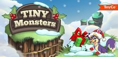 Play Tiny Monsters for FREE to raise and breed mysterious elemental creatures!