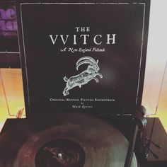 #nowspinning Mark Korven - The Witch OST Soundtrack to @thewitchmovie one of my new favorite films. Chilling tracks that take me right back to the edge of that forest... #vinyl #thewitch #thewitchmovie #witch #vvitch #witchmovie #markkorven #roberteggers #soundtrack #ost #vinylgram #vinylrecords #vinyljunkie #vinyligclub #instavinyl by onlyplaywizards