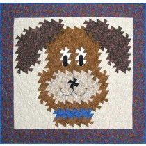 Who Let the Dogs Out Twister Quilt Pattern by Raggedy Ruth Designs at Creative Quilt Kits Dog Quilts, Animal Quilts, Mini Quilts, Baby Quilts, Quilt Block Patterns, Pattern Blocks, Quilting Projects, Quilting Designs, Quilting Ideas
