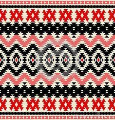 Ethnic pattern by Viktoriia Boliukh, via Dreamstime