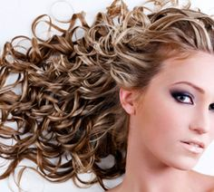 Highlights on brown curly hair trendy hairstyles in the usa highlights on brown curly hair pmusecretfo Gallery
